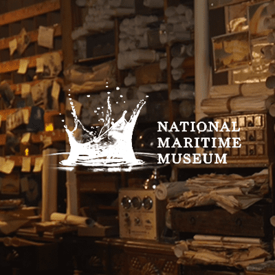 national maritime museum logo - chocolate films