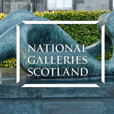 National Galleries Scotland logo - Chocolate Films