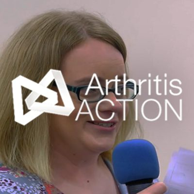 Arthiritis Action logo - Chocolate Films
