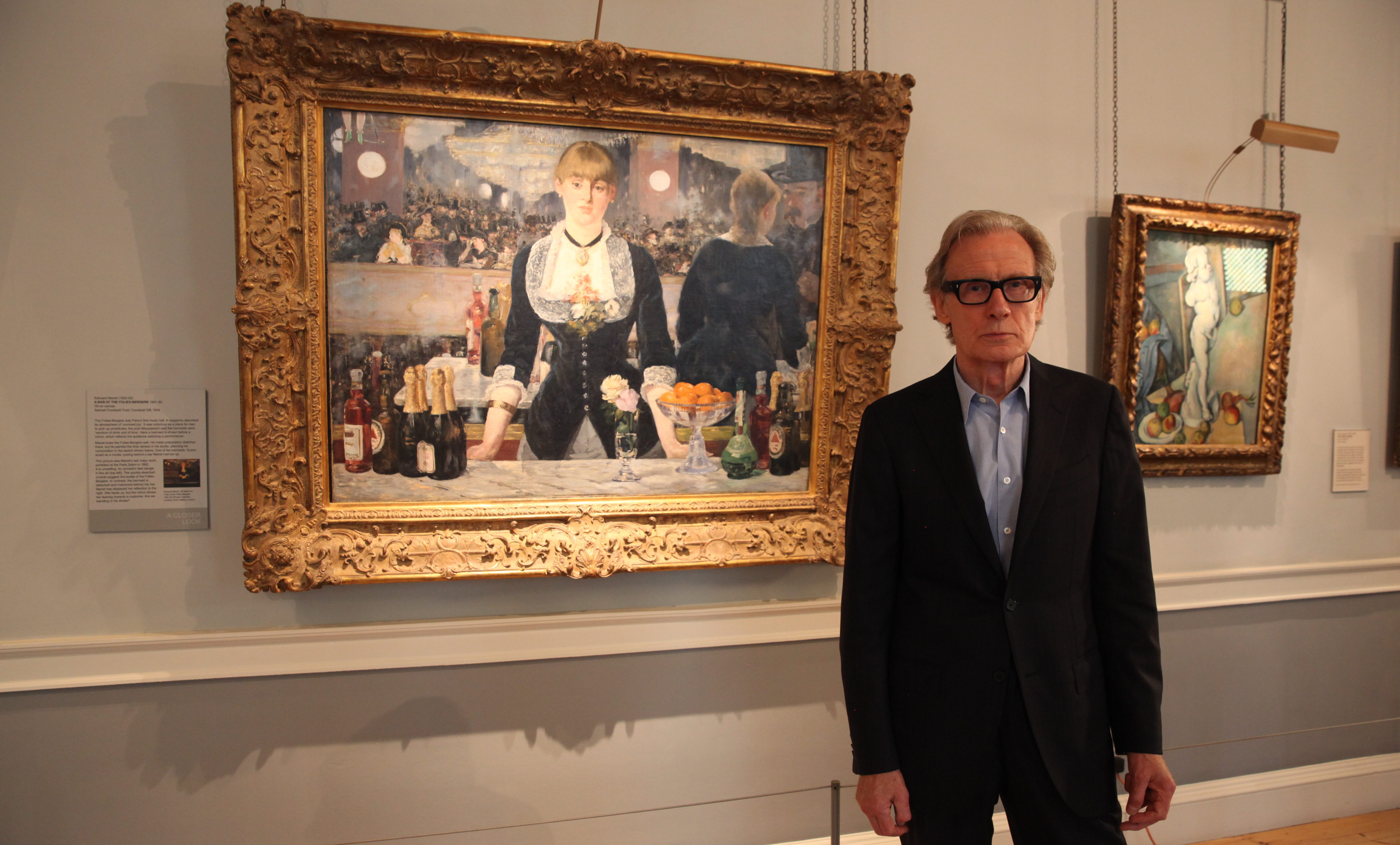 Bill Nighy at the Courtauld - Chocolate Films