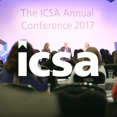 ICSA logo - Chocolate Films