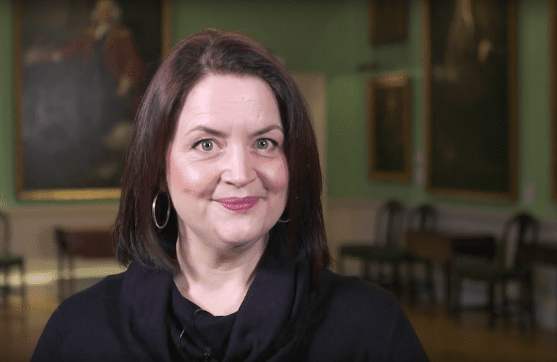 Ruth Jones for Art Happens - Chocolate Films