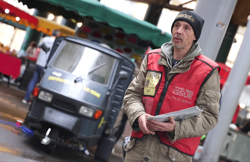 What is The Big Issue - Chocolate Films