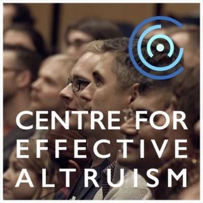 Centre for Effecitve Altruism logo - Chocolate Films