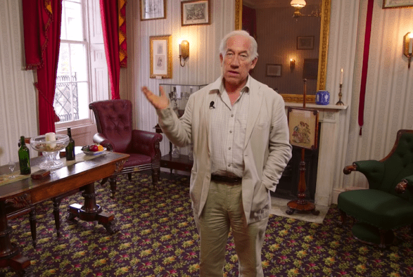 Charles Dickens Museum - Simon Callow