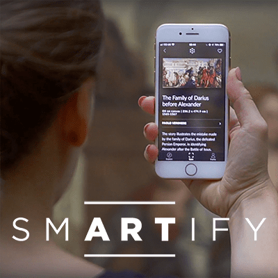 Smartify logo - Chocolate Films
