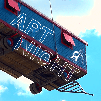 Art Night logo - Chocolate Films