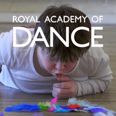 Royal Academy of Dance logo - Chocolate Films