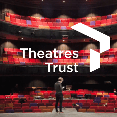 Theatre Trusts logo