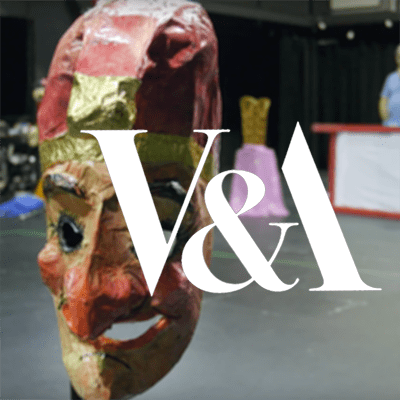 V & A logo - Chocolate Films
