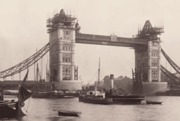 Tower Bridge archive
