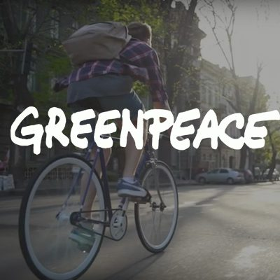Greenpeace International Logo