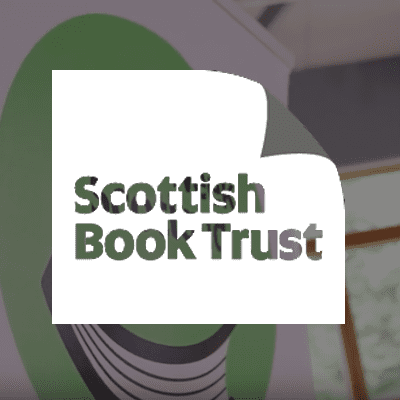 Scottish Book Trust Logo